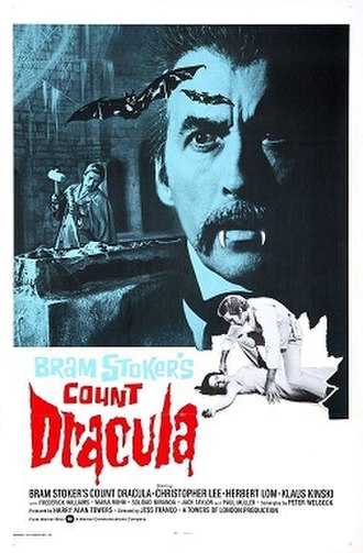 Count Dracula (1970 film) - Image: Condedracula