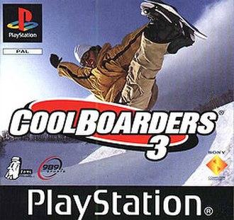 Cool Boarders 3 - Image: Cool Boarders 3