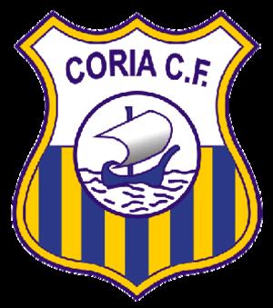 Coria CF - Image: Coria CF