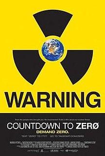 <i>Countdown to Zero</i> 2010 film by Lucy Walker