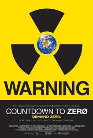 Countdown to Zero - Film poster