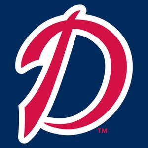 Danville Braves - Image: D Braves