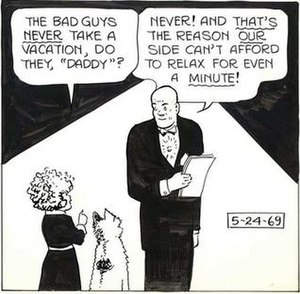 Daddy Warbucks - Image: Daddy Warbucks Bad Guys