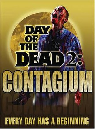 Day of the Dead 2: Contagium - DVD cover