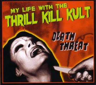 Death Threat (album) - Image: Death Threat 2009