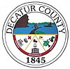 Official seal of Decatur County