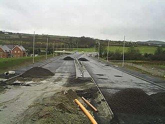 A515 road (Northern Ireland) - Image: Derry, Skeoge Link 2