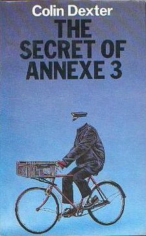 The Secret of Annexe 3 - Cover of the first edition