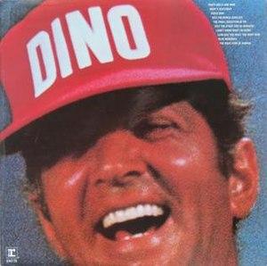 Dino (album) - Image: Dino 1972 album