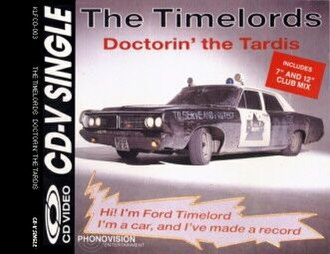 The Timelords - Doctorin' the Tardis (studio acapella)