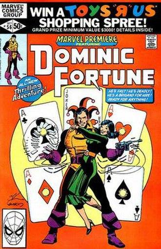 Dominic Fortune - Image: Dominic Fortune