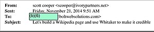 Email Nov 21 2014 from WPM released FTC FOIA.jpeg