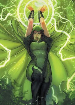 Enchantress (DC Comics) - Wikipedia