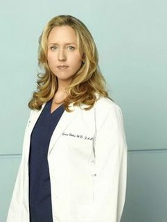 Erica Hahn fictional character from Greys Anatomy