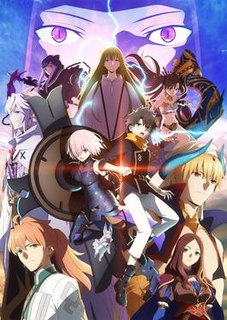 <i>Fate/Grand Order - Absolute Demonic Front: Babylonia</i> 2019 anime television series