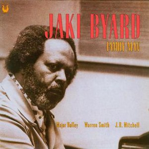 Family Man (Jaki Byard album) - Image: Family Man (Jaki Byard album)