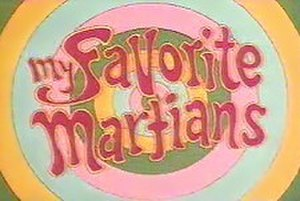 My Favorite Martian - Image: Favorite martians logo