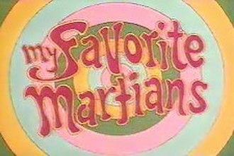 My Favorite Martian - Image: Favorite martians logo