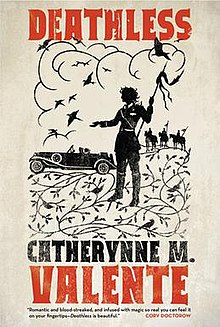 First edition cover of Deathless by Cathrynne Valente.jpg