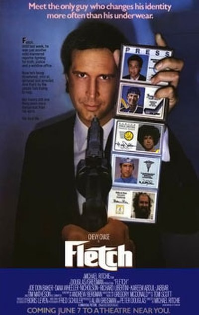 Picture of a movie: Fletch