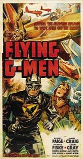 <i>Flying G-Men</i> 1939 film by Ray Taylor, James W. Horne