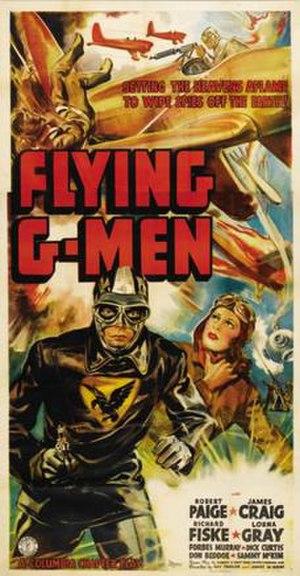 Flying G-Men - Film poster