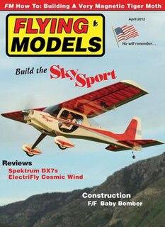 <i>Flying Models</i>