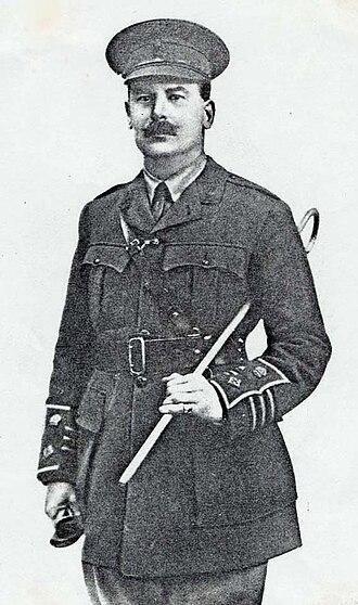 Frederick Smith, 2nd Viscount Hambleden - The Viscount Hambleden.