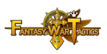 Game logo of Fantasy War Tactics.png