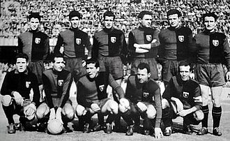 Genoa C.F.C. - Genoa side during 1956–57 season