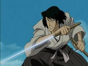 Goemon Ishikawa XIII - Goemon as seen in a TV special