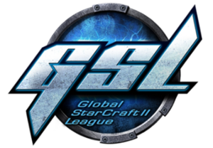 Global StarCraft II League - Image: Gom TV GSL logo