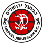 הפועל 'מגדל' ירושלים Hapoel Jerusalem Basketball Club logo