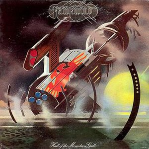 Hall of the Mountain Grill - Image: Hawkwind mountaingrill