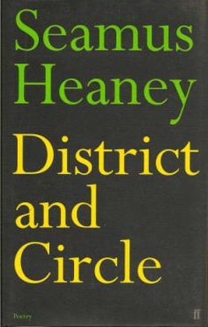 District and Circle - Cover of British hardback edition