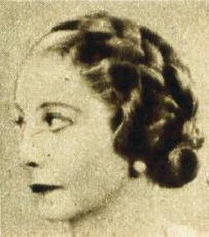 Helen Broderick - Helen Broderick.
