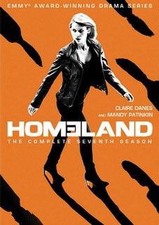 <i>Homeland</i> (season 7) season of television series