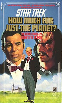 Image result for star trek how much for just the planet
