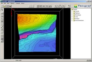 IUP (software) - Image: IUP screenshot