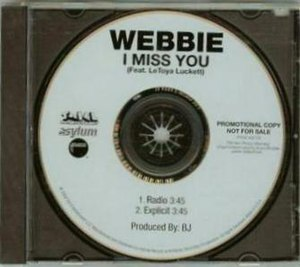 I Miss You (Webbie song) - Image: I Miss You (Webbie song)