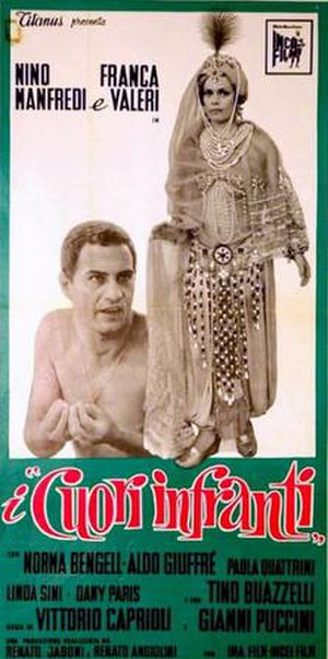 I cuori infranti - Film poster