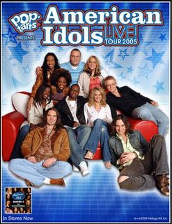 American Idols Live! Tour 2005