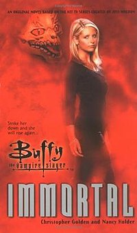 Immortal (Buffy Novela). Jpg