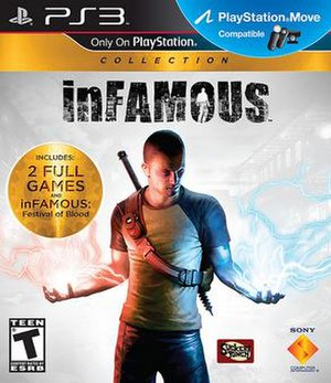 Infamous (series)