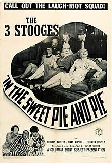 <i>In the Sweet Pie and Pie</i> 1941 film by Jules White