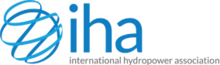 International Hydropower Association (IHA) logo.png