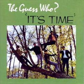 It's Time (The Guess Who album) - Image: It's Time (The Guess Who album)