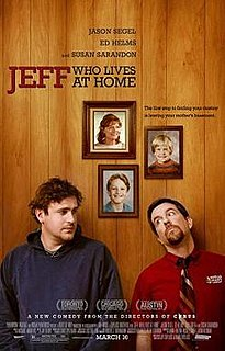 <i>Jeff, Who Lives at Home</i> 2011 film by Jay Duplass, Mark Duplass