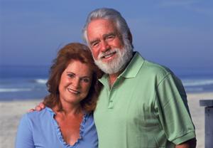 Jenny Craig (entrepreneur) - Jenny Craig and her late husband, Sid Craig
