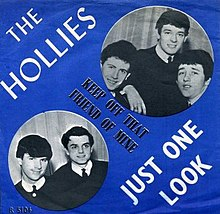 Just One Look - Hollies.jpg